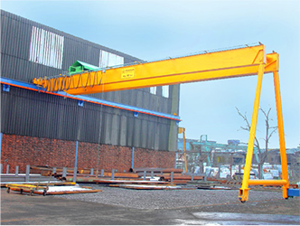 Semi Portal Crane Singapore - Double Girder