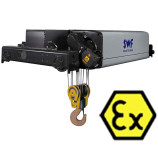 Electric Ex-Proof Wire Rope Hoist