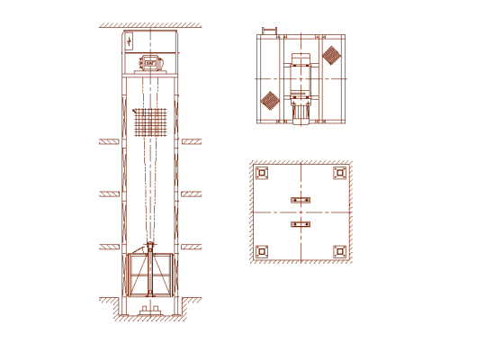 Goods Lift & Hoist and Dumbwaiter