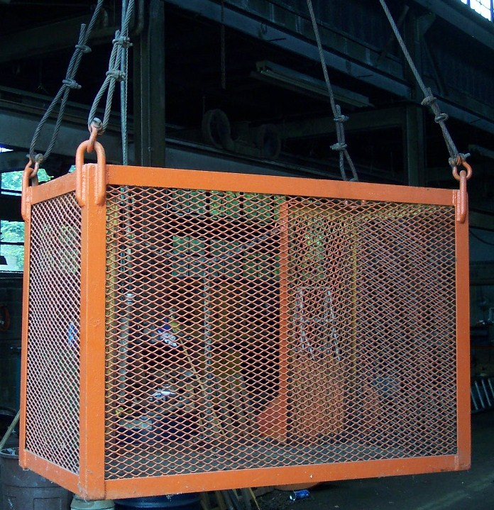 Lifting Cage Helmsion Engineering